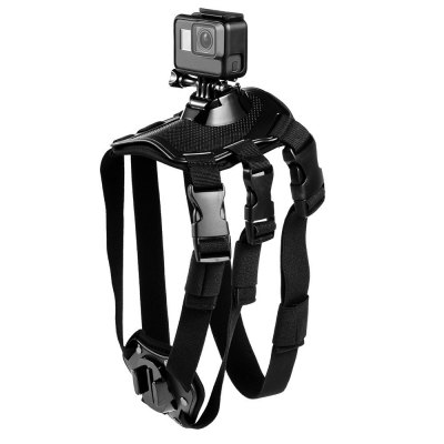 Pet Dog Harness Chest Strap Belt Mount for Gopro Hero 6/ Hero 5/ Hero 4/ Hero 3+/ Hero 3 /Sj4000 Yi Action