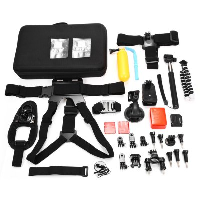 42-in-1 Outdoor Sports Camera Accessories Kit For GoPro Hero 6/5S/5/4/3+/3/2/1