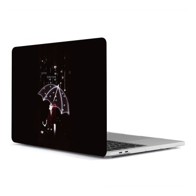 Computer Shell Laptop Case Keyboard Film Surface + Low for MacBook Pro 15.4 inch 3D Small Fresh Series 3