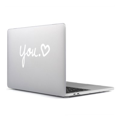 Computer Shell Laptop Case Keyboard Film Surface + Low for MacBook Pro 15.4 inch 3D Small Fresh Series 5