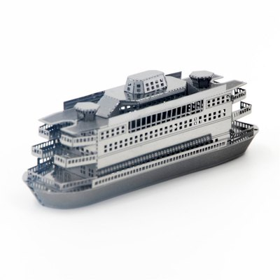Creative Ferry 3D Metal High-quality DIY Laser Cut Puzzles Jigsaw Model Toy