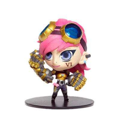 Hot Game Hero Role PVC Cartoon Figure Action Model Gift