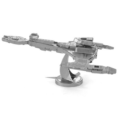 3D Metal Model Fighter Kit Puzzle