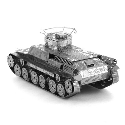 3D Metal Model DIY Kit Classic Tank Puzzle Toy