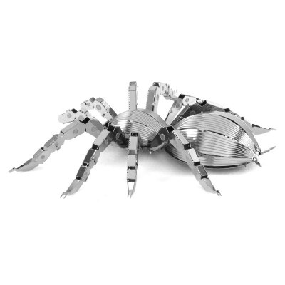 3D Metal Model DIY Kit Spider Jigsaw Puzzle