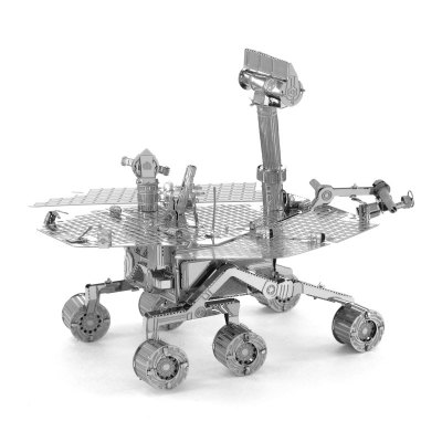 3D Metal Model Kit Mars Rover Puzzle Toy