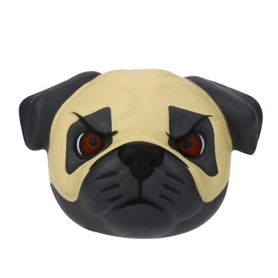 Jumbo Squishy Cute Dog Soft Toy for Kids and Adults