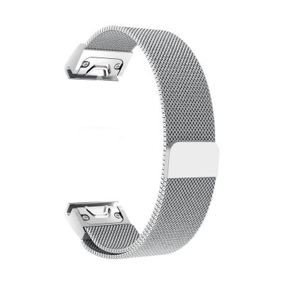 Milanese Loop Stainless Steel Band for Garmin Fenix 5S