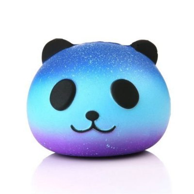 Jumbo Squishy Galaxy Panda Soft Toy for Kids and Adults