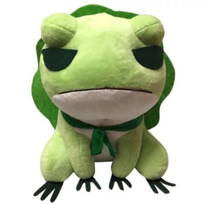 Frog Plush Toy Stuffed Doll Figure Gift