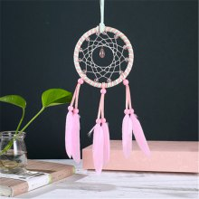 Simple and Lucky Catch Dreamnet Feather Fengling Pendant Home Decoration