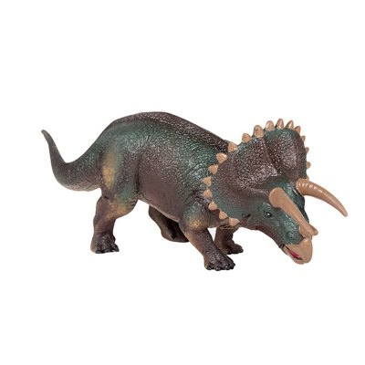 Angry Triceratops Model Toy