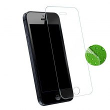 PET Front Screen Protector High Definition With Packaging for iPhone 4 / 4S