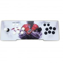 999 in 1 Video Games Arcade Console Machine Pandora's Key 5s,EU Plug 2