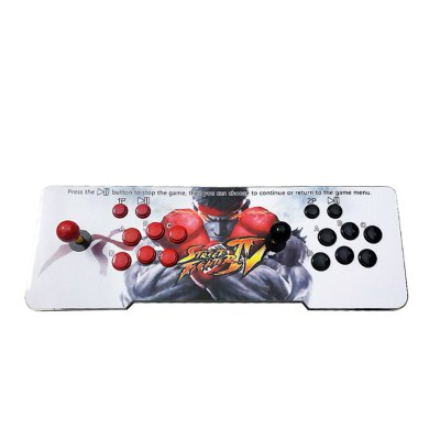 875 Video Games Arcade Console Machine Double Joystick Pandora's Key 5s 09