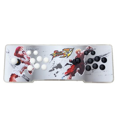 1220 Video Games Arcade Console Machine Double Joystick Pandora's Box mccxx VGA HDMI 6