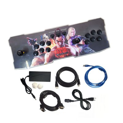 999 in 1 Video Games Arcade Console Machine Pandora's Key 5s EU Plug 12