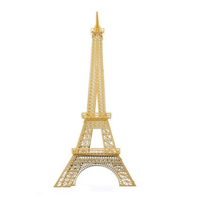 Creative Eiffel Tower 3D Metal High-quality DIY Laser Cut Puzzles Model Toy