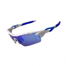 2018 XQ - 182 Replaceable Lenses Multifunctional Outdoor Cycling Sunglasses