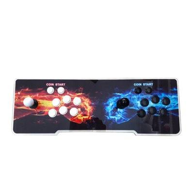 1299 Video Games Arcade Console Machine Double Joystick Pandora's Key 5s+ 06