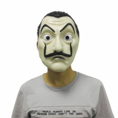 Novelty Hot Movie Role Play Latex Mask Funny Toy