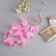 Simple Dream Net Feather Fengling Household Decorative Pendant