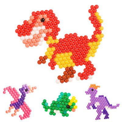 Children Toys Water Sticky Beads Magic Beans Spell fog Puzzle Educational