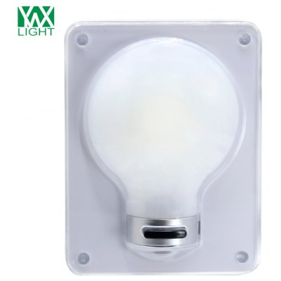 YWXLight Night Light Wireless Switch Operated Indoor Lamp DC 5V