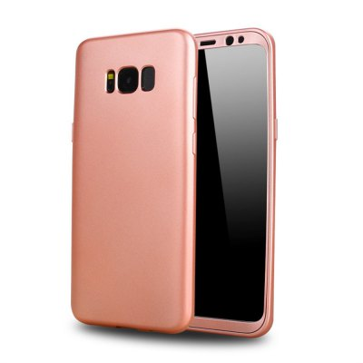 Hard PC Case 360 Full Protect Ultra Thin Back Cover for Samsung Galaxy S8Samsung S Series<br>Hard PC Case 360 Full Protect Ultra Thin Back Cover for Samsung Galaxy S8<br><br>Color: Black,Blue,Gold,Red,Rose Gold<br>Features: Full Body Cases<br>Material: PC<br>Package Contents: 1 x Phone Case<br>Package size (L x W x H): 18.80 x 9.70 x 1.90 cm / 7.4 x 3.82 x 0.75 inches<br>Package weight: 0.0540 kg<br>Product size (L x W x H): 18.00 x 9.00 x 1.50 cm / 7.09 x 3.54 x 0.59 inches<br>Product weight: 0.0150 kg<br>Style: Solid Color