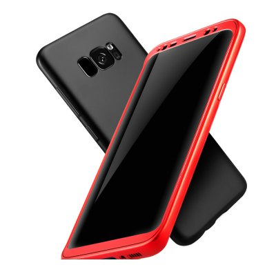 Hard PC 360 Full Protect Ultra Thin Back Cover Case for Samsung Galaxy S8Samsung S Series<br>Hard PC 360 Full Protect Ultra Thin Back Cover Case for Samsung Galaxy S8<br><br>Features: Full Body Cases<br>For: Samsung Mobile Phone<br>Material: PC, Plastic<br>Package Contents: 1 x Phone Case<br>Package size (L x W x H): 19.00 x 10.00 x 2.00 cm / 7.48 x 3.94 x 0.79 inches<br>Package weight: 0.0440 kg<br>Product weight: 0.0150 kg<br>Style: Solid Color