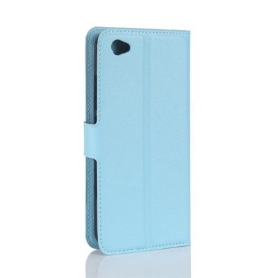 Solid Color Litchi Pattern Wallet Style Front Buckle Flip PU Leather Case with Card Slots for VIVO X9SCases &amp; Leather<br>Solid Color Litchi Pattern Wallet Style Front Buckle Flip PU Leather Case with Card Slots for VIVO X9S<br><br>Package Contents: 1 x Litchi Pattern Faux Leather Case<br>Package size (L x W x H): 15.00 x 18.00 x 5.00 cm / 5.91 x 7.09 x 1.97 inches<br>Package weight: 0.1100 kg<br>Product weight: 0.0300 kg