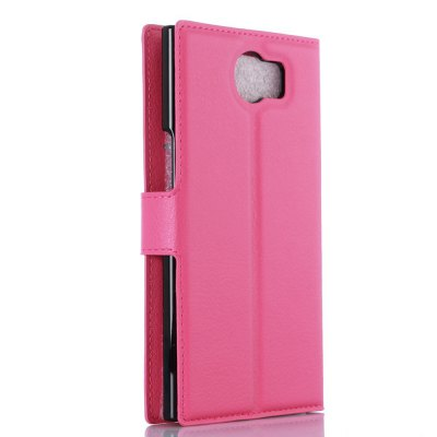 Solid Color Litchi Pattern Wallet Style Front Buckle Flip PU Leather Case with Card Slots for Blackberry PrivCases &amp; Leather<br>Solid Color Litchi Pattern Wallet Style Front Buckle Flip PU Leather Case with Card Slots for Blackberry Priv<br><br>Package Contents: 1 x Litchi Pattern Faux Leather Case<br>Package size (L x W x H): 15.00 x 18.00 x 5.00 cm / 5.91 x 7.09 x 1.97 inches<br>Package weight: 0.1100 kg<br>Product weight: 0.0300 kg