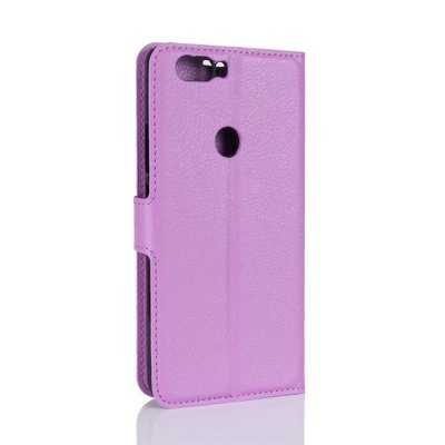 Solid Color Litchi Pattern Wallet Style Front Buckle Flip PU Leather Case with Card Slots for ZTE Nubia Z17Cases &amp; Leather<br>Solid Color Litchi Pattern Wallet Style Front Buckle Flip PU Leather Case with Card Slots for ZTE Nubia Z17<br><br>Package Contents: 1 x Litchi Pattern Faux Leather Case<br>Package size (L x W x H): 15.00 x 18.00 x 5.00 cm / 5.91 x 7.09 x 1.97 inches<br>Package weight: 0.1100 kg<br>Product weight: 0.0300 kg