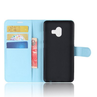 Solid Color Litchi Pattern Wallet Style Front Buckle Flip PU Leather Case with Card Slots for Samsung Galaxy C10Samsung C Series<br>Solid Color Litchi Pattern Wallet Style Front Buckle Flip PU Leather Case with Card Slots for Samsung Galaxy C10<br><br>Features: With Credit Card Holder<br>Material: PU Leather<br>Package Contents: 1 x Litchi Pattern Faux Leather Case<br>Package size (L x W x H): 15.00 x 18.00 x 5.00 cm / 5.91 x 7.09 x 1.97 inches<br>Package weight: 0.1100 kg<br>Product weight: 0.0300 kg<br>Style: Solid Color