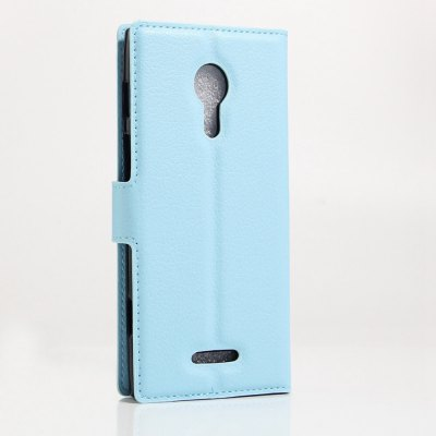 Solid Color Litchi Pattern Wallet Style Front Buckle Flip PU Leather Case with Card Slots for Alcatel One Touch Flash 2Cases &amp; Leather<br>Solid Color Litchi Pattern Wallet Style Front Buckle Flip PU Leather Case with Card Slots for Alcatel One Touch Flash 2<br><br>Package Contents: 1 x Litchi Pattern Faux Leather Case<br>Package size (L x W x H): 15.00 x 18.00 x 5.00 cm / 5.91 x 7.09 x 1.97 inches<br>Package weight: 0.1000 kg<br>Product weight: 0.0300 kg