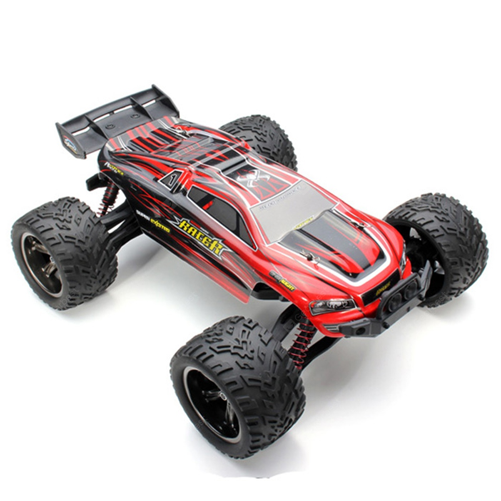 9116 1/12 Scale 2WD 2.4G 4CH RC Monster Truck - RTR
