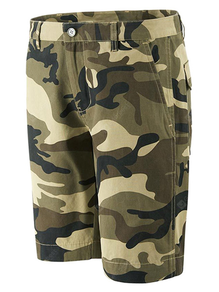 Xiaomi MITOWN Desert Camouflage Casual Shorts