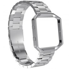 Stainless SteelMetallic Smart Watch Fitting for Replacing