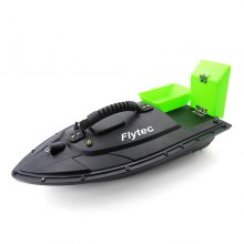 Flytec HQ2011 - 5 Smart RC Fishing Bait Boat Toy for Kids Adults