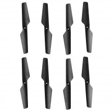 Practical Propeller for H818 / JJRC H47 / GOOLRC T47 / EACHINE E56 RC Drone Pair of 2