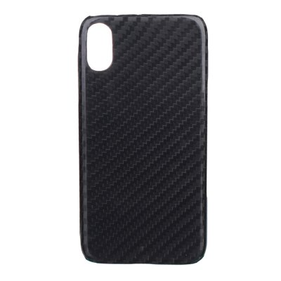 V-Road Carbon Fiber Cell Phone Cover Case for iPhone X