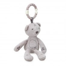 Baby's Pushchair Toy Stylish Cartoon Bear Bunny Pendant Bed Hanging Plaything
