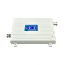 3G 2100MHz 4G 1800MHz Cell Phone Signal Booster W-CDMA DCS Repeater with Antenna