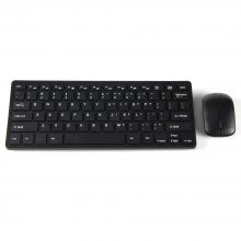 [Coupon Code: GB100-$20off-] HK3800 2.4G Wireless Keyboard / Mouse Combo ABS Computer Peripheral