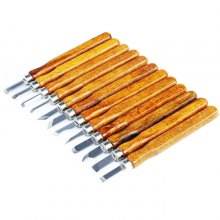 Carving Knife Hand Tool 12PCS