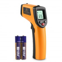 ZANMAX GM320 Non-contact Digital Laser Infrared Thermometer