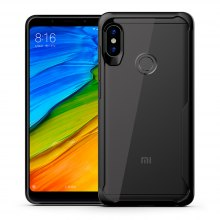 gocomma TPU Soft Edges Phone Case for Xiaomi Redmi Note 5