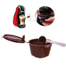 Refillable Dolce Gusto Coffee Capsule 4PCS