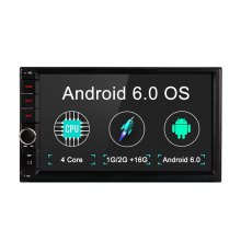 Ownice S7003C Universal 2 DIN Android 6.0 Car DVD Player