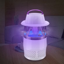 Electric Mosquito Killer Indoor Bug Zapper Fan LED Lamp